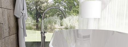 Смесители для отдельностоящих ванн