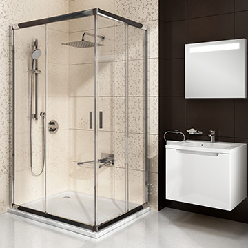 Blix - sprchové kouty