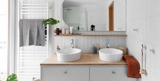 Ванные комнаты наших клиентов