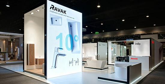 Выставки и ярмарки RAVAK