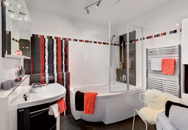 Идеи дизайна маленькой ванной