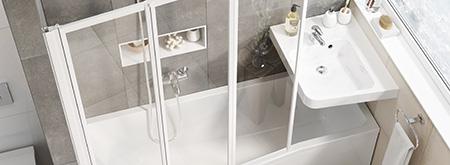Мебель для ванной комнаты BeHappy II