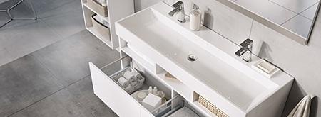 Мебель для ванной комнаты Natural