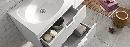 Мебель для ванной комнаты Rosa