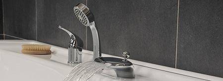 Врезные смесители для ванн